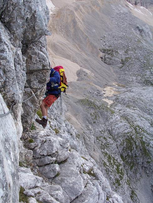 Dolomitok ferrata haladóknak (Sorapiss körtúra) Olaszország #3c3082a9-ee47-471d-b9ab-e0e84746957b
